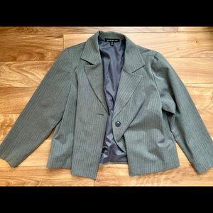 Briggs New York Plus-Size Blazer